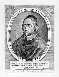 Gaspare Carpegna