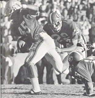 Carlos Alvarez (American football) American college football player, wide receiver, attorney