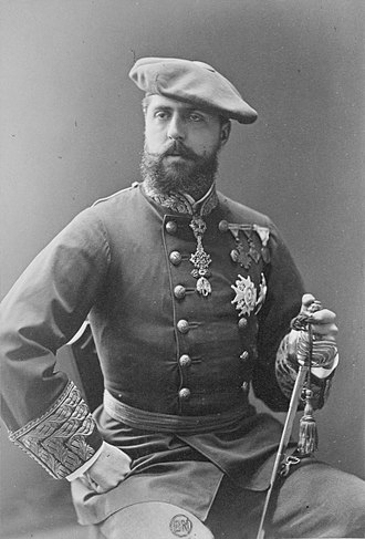 Carlos, Duke of Madrid - Image: Carlos Duke of Madrid