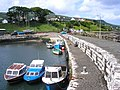 Carnlough Harbour, Co. Antrim - geograph.org.uk - 1382310.jpg