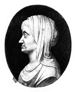 Caroline Rudolphi German writer