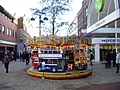 Carousel in High Street Hounslow - geograph.org.uk - 1598857.jpg