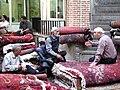 Carpet bazar, Tehran, Iran (1285679076).jpg