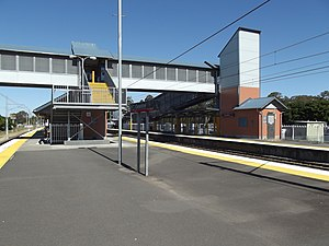 Carseldine Railway Station, Queensland, Aug 2012.JPG