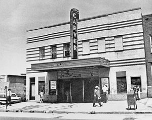 Anacostia Community Museum - The Carver Theater served as the first home to ACM.