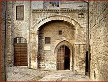 Casa onde Francisco nasceu, Assis