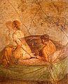 Casa di Caecilius Jucundus - Peristyl l - North wall.jpg