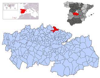 Casarrubios del Monte - Image: Casarrubios del Monte