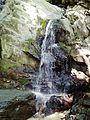 Cascada en la montaña del hotel maracay.jpg