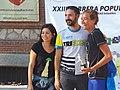 Casi 1.000 personas participan en la carrera popular de la Melonera de Arganzuela 01.jpg