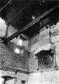 Castello d'arvier (castello di la mothe), interno verso levante, fig 199, foto nigra.tif