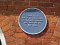 Castle Square plaque, Ludlow - IMG 0192.JPG