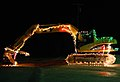Caterpillar excavator, christmas lights.jpg