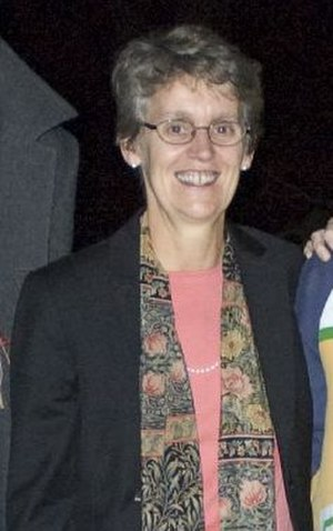 Catharine Bond Hill - Hill at the President's House in 2007