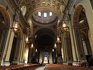 Cathedral Basilica of Saints Peter and Paul, P...