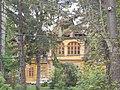 Catholic Community Villa. ID 8310. - Budapest 12th district. Zugligeti Road 73.JPG