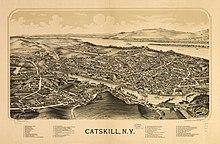 Catskill (town), New York - Wikipedia