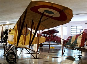 Adrienne Bolland - Image: Caudron G3 musal