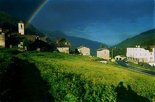 Bellino Comune in Piedmont, Italy