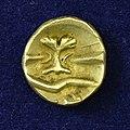 Celtic gold quarter stater Morini tribe.jpg