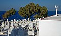 Cemetery in Pigadia. Karpathos, Greece.jpg