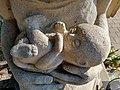 Cemetery in Tarnowo Podgorne (Monument of Unborn Child) (1).jpg
