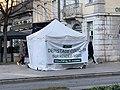 Centre de dépistage Covid19 à Valence (Drôme) en janvier 2021.jpg