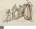 Ceremonie van de Griekse ritus in Rome, circa 1800 - circa 1806, Groeningemuseum, 0041418000.jpg