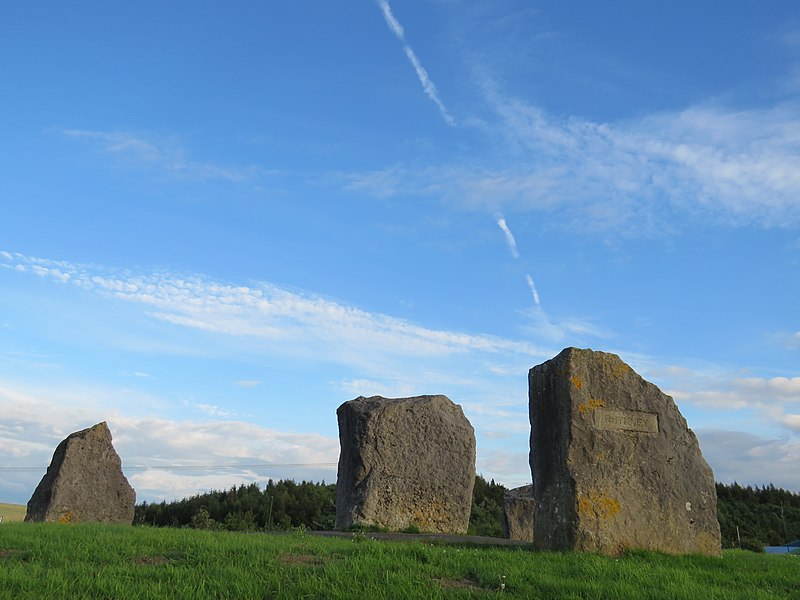 Aneurin Bevan Memorial Stones, Tredegar