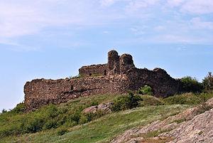 Șiria - Ruins of Șiria Citadel