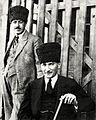 Cevat Abbas and Mustafa Kemal.jpg