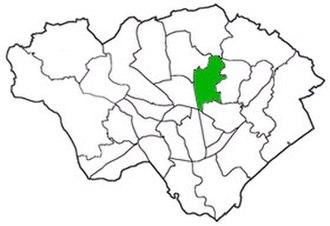 Cyncoed - Cyncoed electoral ward of Cardiff