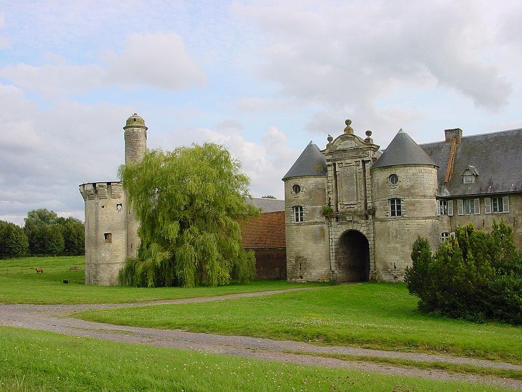 Image illustrative de l'article Château d'Esnes