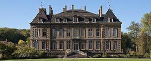Jean de Bertier de Sauvigny - Château de La Grange.