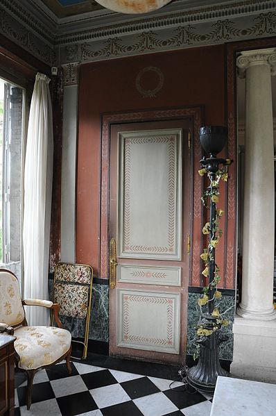 File:Château de la Petite Malmaison - intérieur 001.JPG