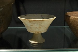 Chalandriani - Image: Chalice, Cycladic marble cup, 2700 2200 BC, BM, GR 1912,6 26,11, 154382