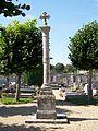 Chamant (60), croix du cimetière.jpg