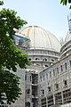 Chandrodaya Mandir Under Construction - Temple Of Vedic Planetarium - ISKCON Campus - Mayapur - Nadia 2017-08-15 1855.JPG