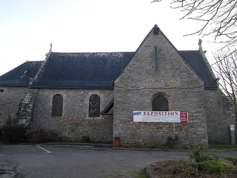 Chapelle a arradon