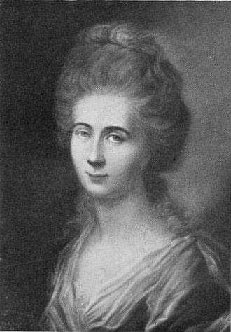 Charlotte Buff - Image: Charlotte Kestner Geb Buff 1753 1828Von Joh Hch Schroeder