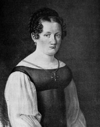 Charlotte von Siebold - Charlotte von Siebold