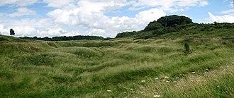 Mining in Roman Britain - Roman lead mines at Charterhouse, Somerset