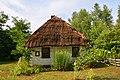 Chata, przeniesiona z miejscowości. Kwasówka, ob. dom mieszk., drewn, 2 poł. XIX.jpg