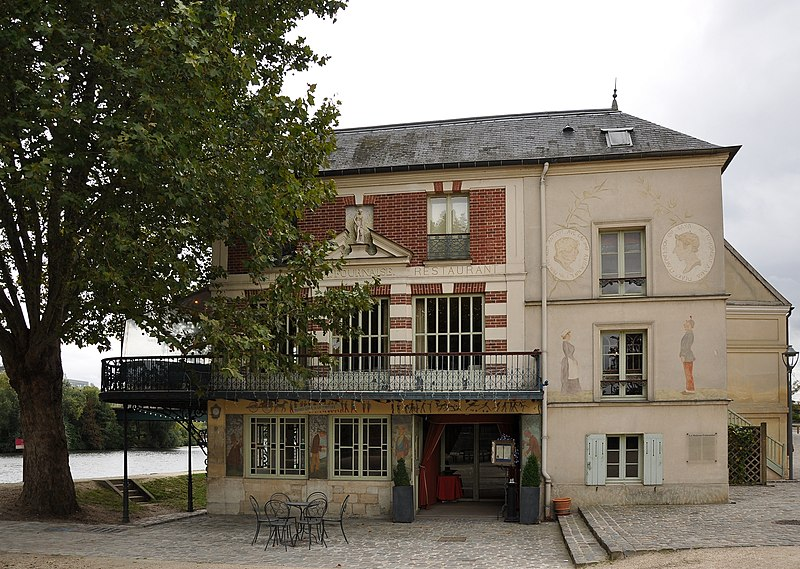 File:Chatou - La Maison Fournaise 002.JPG