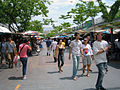 Chatuchak weekend market outdoor stalls 1.JPG