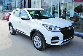 Chery Tiggo 5X facelift 01 China 2019-03-14.jpg