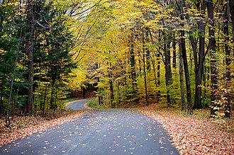 Chestnut Ridge Park - Image: Chestnut Ridge Park Oct 2010