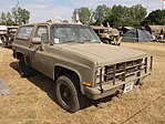 Chevrolet M1009 (1984) owned by Graham Worsfold.JPG