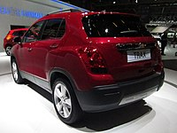 Chevrolet Trax (rear quarter).JPG