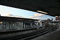 Chicago El Train Platform Chicago-Franklin, Brown Line 303223008 o.jpg